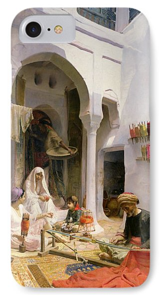 An Arab Weaver IPhone Case