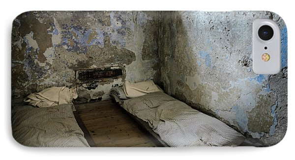 An Empty Cell In Cork City Gaol IPhone Case by RicardMN Photography