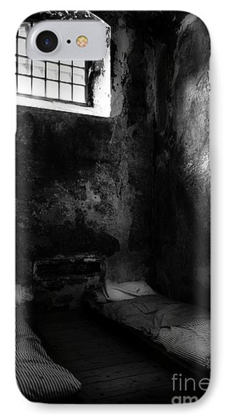 IPhone Case featuring the photograph An Empty Cell In Old Cork City Gaol by RicardMN Photography