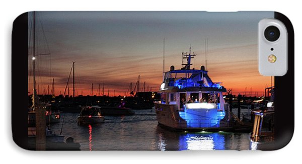 IPhone Case featuring the photograph An Evening In Newport Rhode Island II by Suzanne Gaff