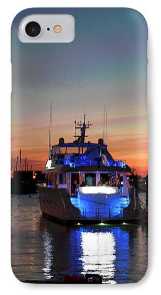 IPhone Case featuring the photograph An Evening In Newport Rhode Island IIi by Suzanne Gaff