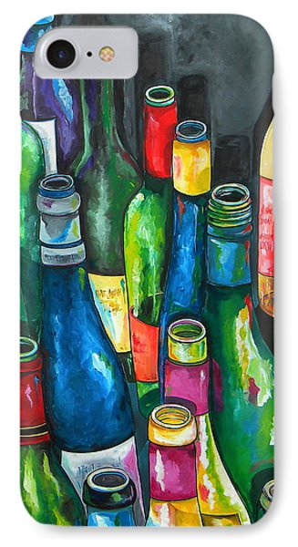An Evening With Friends Phone Case by Patti Schermerhorn