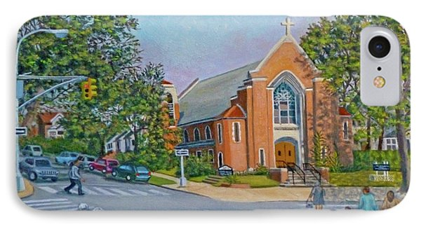 An Historical Church IPhone Case