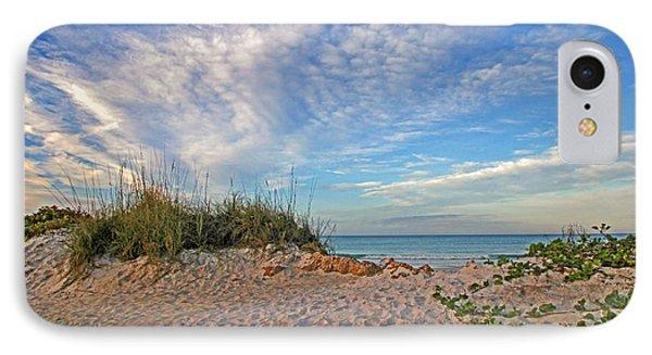 An Invitation - Florida Seascape IPhone Case