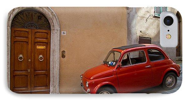 An Italian Classic IPhone Case