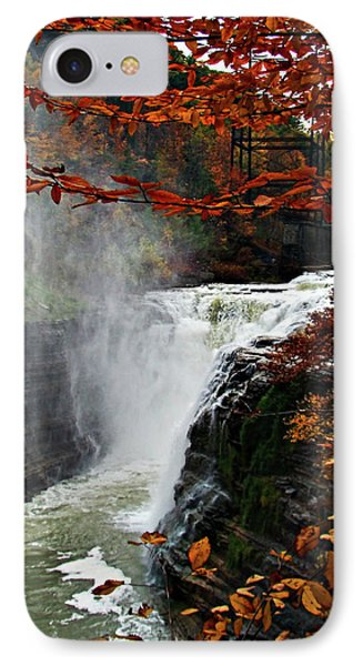 An Upper Letchworth Autumn IPhone Case