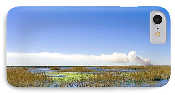 Anahuac Marshes IPhone Case