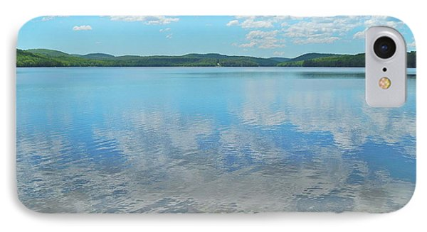 Anasagunticook Lake, Canton, Me, Usa 10 IPhone Case by George Ramos