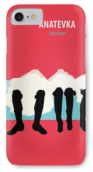 Anatevka IPhone Case by Fraulein Fisher