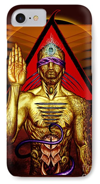 Ancestral Intuition IPhone Case by Tony Koehl