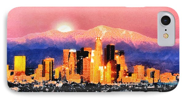Anchorage IPhone Case by Elaine Ossipov