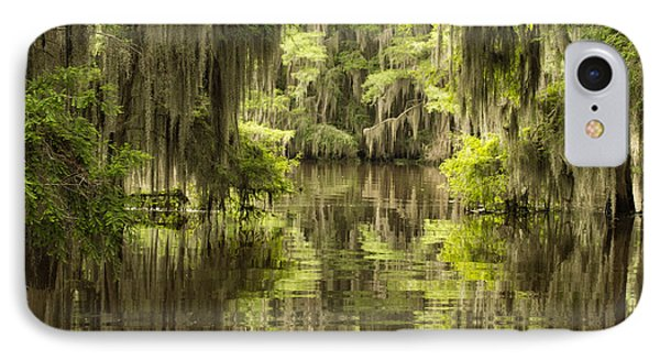 Ancient Cypress IPhone Case