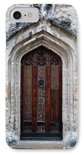 Ancient Door Phone Case by Douglas Barnett