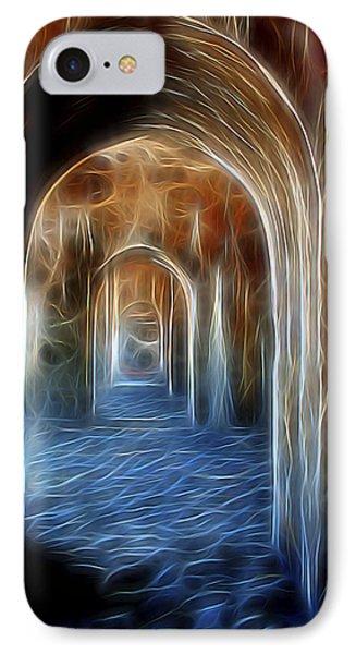 Ancient Doorway 5 IPhone Case