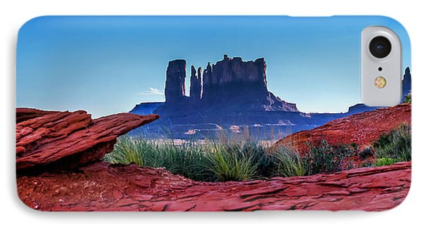 Ancient Monoliths IPhone Case by Az Jackson