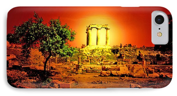 Ancient Ruins IPhone Case