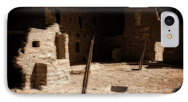 IPhone Case featuring the photograph Ancient Sanctuary by Kurt Van Wagner