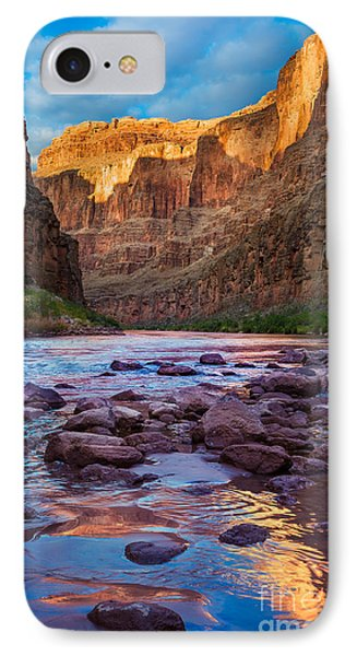 Ancient Shore IPhone 7 Case by Inge Johnsson