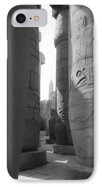 IPhone Case featuring the photograph Ancient Silence by Silvia Bruno
