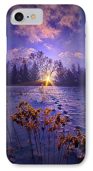 IPhone Case featuring the photograph And Back Again by Phil Koch