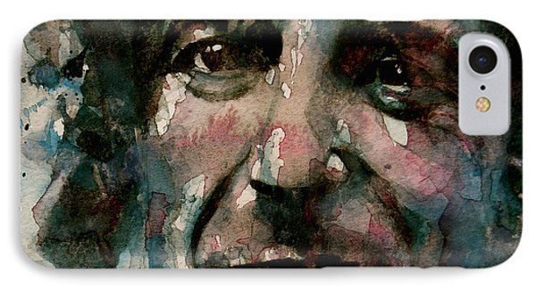 And She Feeds You Tea And Oranges That Come All The Way From China  IPhone Case by Paul Lovering