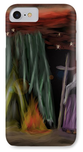 And The Fourth Angel Sounded IPhone Case