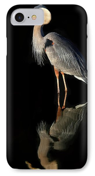 IPhone Case featuring the photograph And Then There Were Two by Donna Kennedy