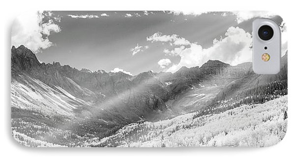 IPhone Case featuring the photograph And You Feel The Scene by Jon Glaser