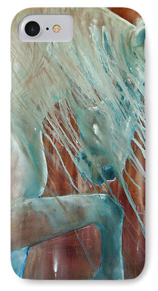 Andalusian Stallion IPhone Case by Jani Freimann