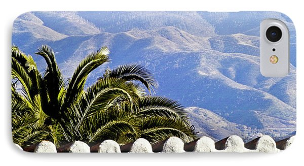 Andalusian View Phone Case by Heiko Koehrer-Wagner
