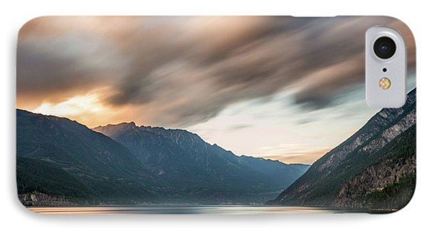 IPhone Case featuring the photograph Anderson Lake Dreamscape by Pierre Leclerc Photography