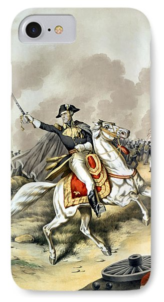 Andrew Jackson At The Battle Of New Orleans Phone Case by War Is Hell Store