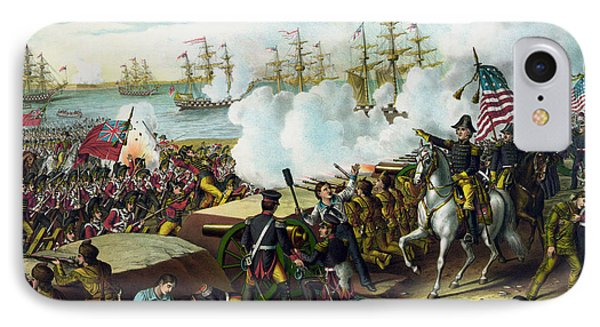 Andrew Jackson -- Battle Of New Orleans IPhone Case by War Is Hell Store