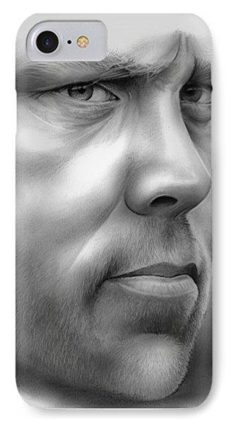 Andrew Simpson IPhone Case by Greg Joens