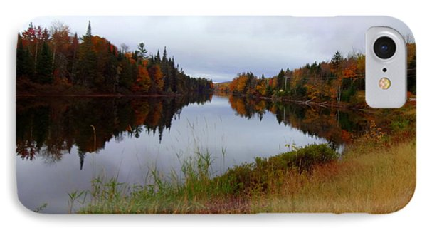 Androscoggin, 13 Mile Woods IPhone Case by Susan Lafleur