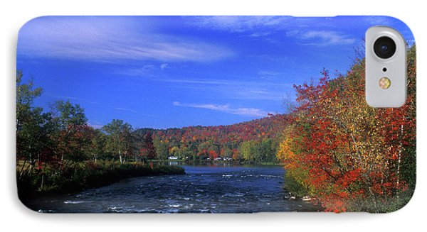 Androscoggin River Headwaters IPhone Case by John Burk