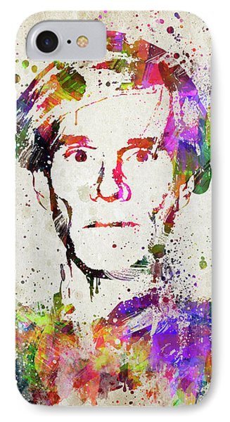 Andy Warhol In Color IPhone Case