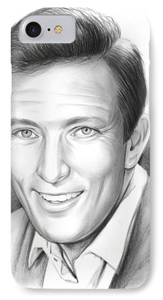 Andy Williams IPhone Case