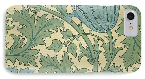Anemone Design Phone Case by William Morris