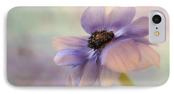 Anemone Flower IPhone Case
