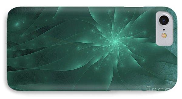 Anemone IPhone Case by Sandra Bauser Digital Art