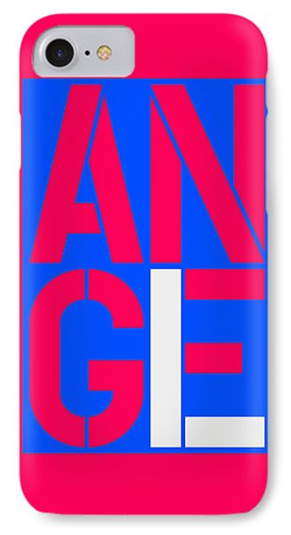 Angel-17 IPhone Case by Three Dots