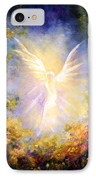Fairy iPhone 7 Case - Angel Descending by Marina Petro