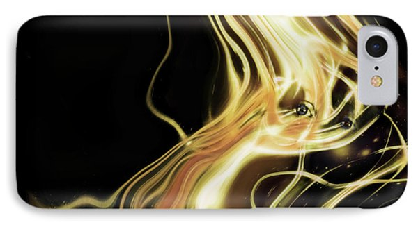 IPhone Case featuring the photograph Angel Eyes by Pennie  McCracken