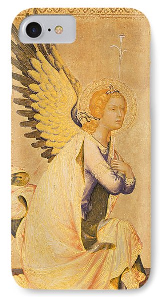 Angel Gabriel  IPhone Case by Simone Martini