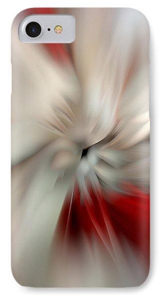 Angel In Battle Phone Case by Lauren Radke