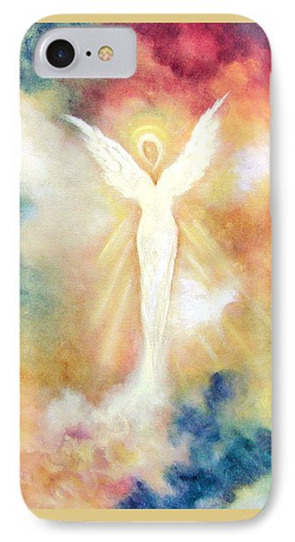 Angel Light IPhone Case