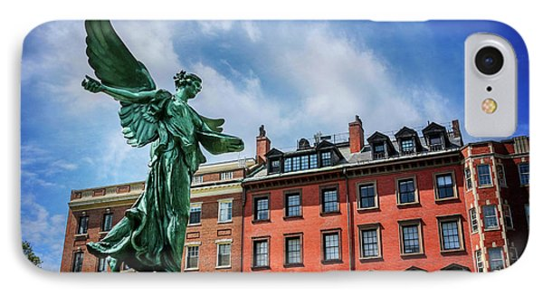 Angel Of Boston  IPhone Case