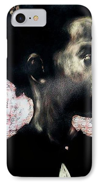 Angel Of Mercy Phone Case by Chester Elmore