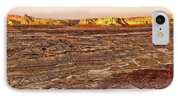 Angel Peak Badlands - New Mexico - Landscape Phone Case by Jason Politte